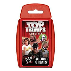 Top Trumps - WWE All-Time Greats