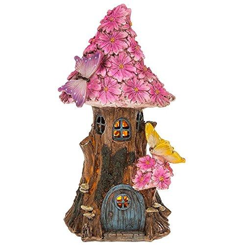 solar-powered-beleuchtet-fairy-house-pink-flower-cottage-dwelling-garden-ornament