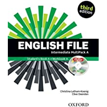 English File third edition: English File 3rd Edition Intermediate. Split Edition MultiPack a without Oxford Online Skills