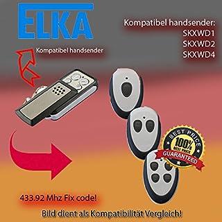 ELKA - SKX1WD, SKX2WD, SKX3WD, SKX4WD Kompatibel Handsender ersatz, klone