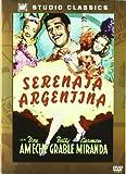 Serenata Argentina [DVD]
