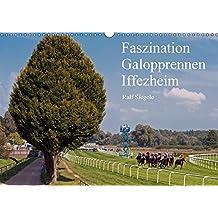 Faszination Galopprennen Iffezheim (Wandkalender 2017 DIN A3 quer): Galoppsport in Iffezheim, Baden-Baden (Monatskalender, 14 Seiten ) (CALVENDO Sport)
