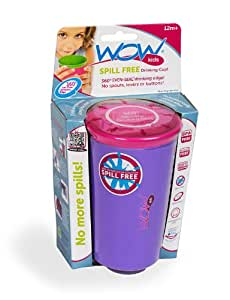 Wow Cup Kids - Tasse d'apprentissage - Color Violet