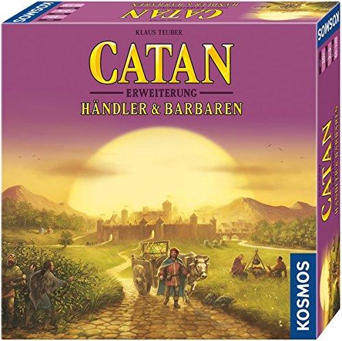 Kosmos  693305 - Catan - Händler & Barbaren Erweiterung Strategiespiel