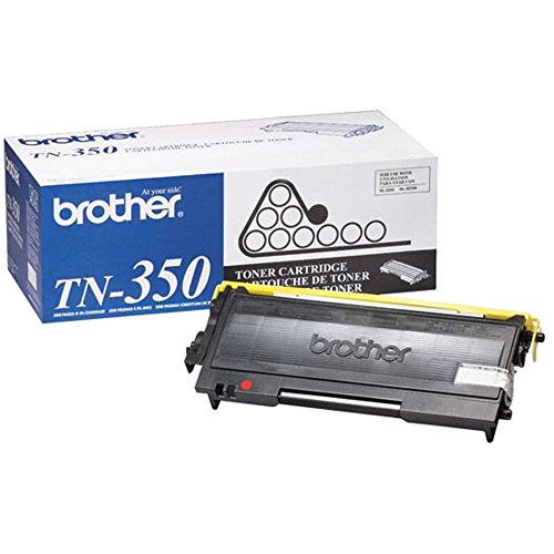 Brother Fax 2820Schwarz Original Toner Standard Ergiebigkeit (2.500Ergiebigkeit) - Brother Tn-350 Toner