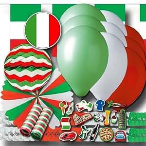 Italien Partyset BASIC