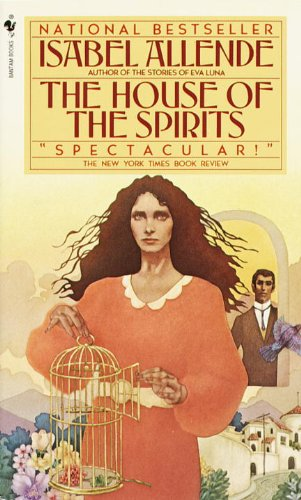 Book cover for The House of the Spirits