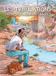 Les tribulations d'Alphonse Madiba dit Daudet par Christophe Ngalle Edimo