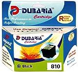 Dubaria 810 Black Ink Cartridge Compatib...