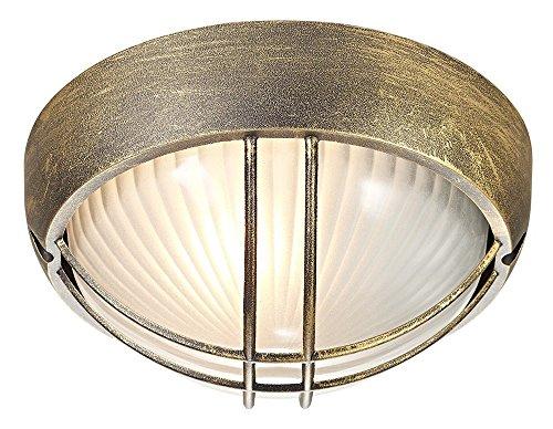 black-gold-die-cast-aluminium-outdoor-circular-bulkhead-wall-porch-light-by-haysom-interiors