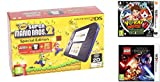 Consola Nintendo 2DS Azul + New Super Mario Bros 2 + Yo-Kai Watch 2:...