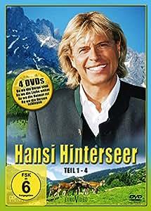 Hansi Hinterseer Box, Teil 1-4 [4 DVDs]: Amazon.de: Hansi