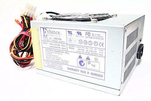Enhance Electronics ATX-723A 230Watt Computer Power Supply / Netzteil 90mm Fan (Generalüberholt) Enhance Electronics