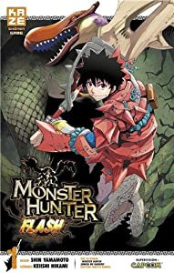 Monster Hunter Flash Edition simple Tome 1