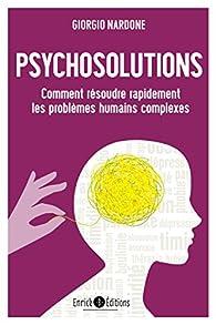 Psychosolutions par Giorgio Nardone