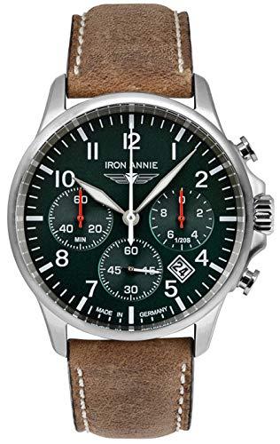 Junkers Armbanduhr 5872-4 Herrenuhr