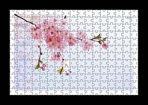 puzzle-style-pre-assembles-imprimer-mur-de-blossoms-on-a-brach-by-lisa-loft