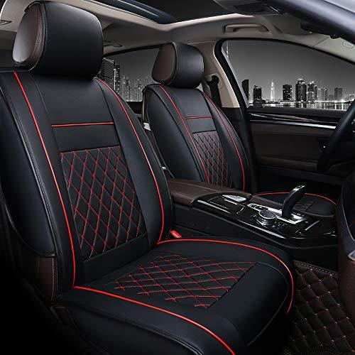 Docooler Universal Auto Sitzkissen Alle Auto Mode Luxus PU Leder Unterstützung Pad Universal Auto Sitzkissen Autozubehör 1 stücke