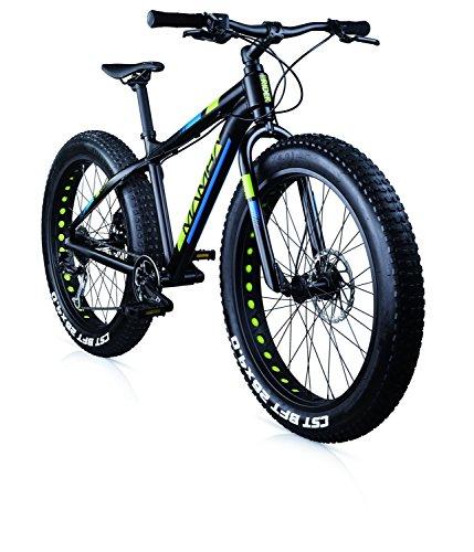 MBM Fatbike 26' BLACKMAMBA RH 44cm