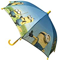 MINIONS Paraguas Infantil 38/8 Man De Minions Stick Umbrella 80 Centimeters Multicolour (Multicolor)