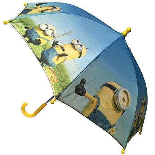 Minions Paraguas Infantil 38/8 Man Paraguas Clásico