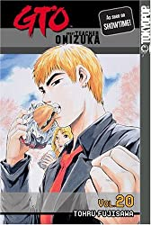 GTO: Great Teacher Onizuka, Vol. 20 by Tohru Fujisawa (2004-09-14)