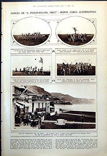 Stampi i Husky di Derby del Cane della Baia di Monte Carlo Hudson di Pratica di Dancing 1921 465RP258