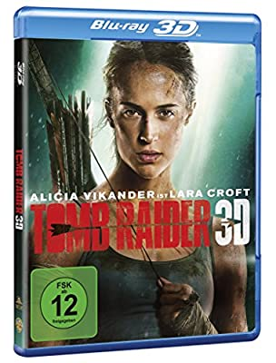 Tomb Raider [3D Blu-ray]