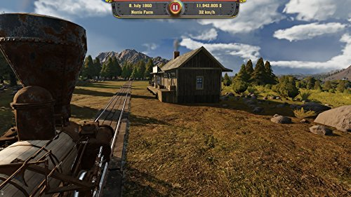 Railway Empire  screenshot
