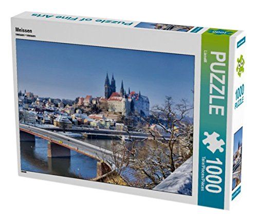 Preisvergleich Produktbild Meissen 1000 Teile Puzzle quer (CALVENDO Orte)