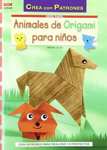 Foto de ANIMALES DE ORIGAMI PARA NIÑOS (Cp - Serie Papel (drac))