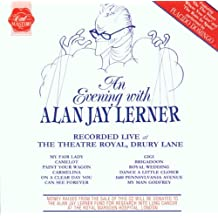 An Evening With Alan Jay Learner
