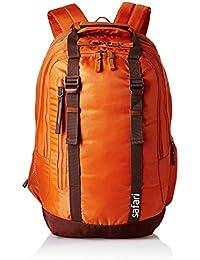 Safari 35 Ltrs Rust Laptop Backpack (Railroad Rust)