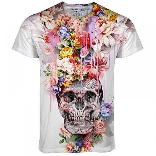 uomo-del-giorno-dei-morti-the-skull-maglietta-dead-mehrfarbig-large