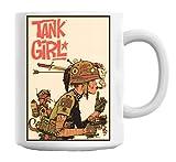 Tank Girl Comics Mug Cup