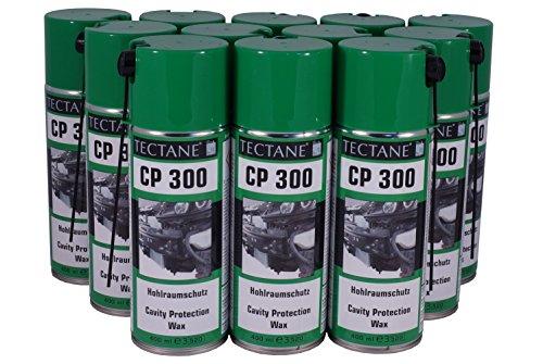 Preisvergleich Produktbild EUR 6, 63 / L Tectane Hohlraumschutz Spray CP 300 12x 400ml