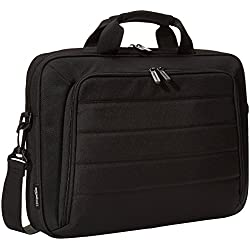 AmazonBasics Laptop and Tablet Case, Black, 17.3 inch