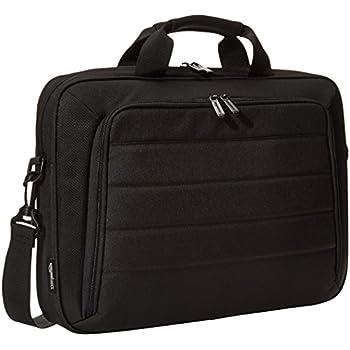 AmazonBasics Laptop and Tablet Case, Black, 39.6 cm (15.6 inch)