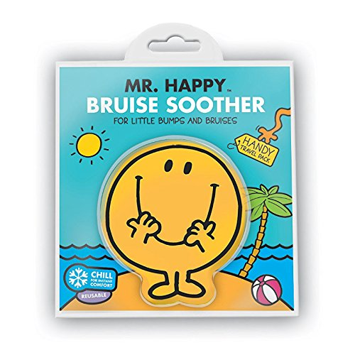 Mr Happy Bruise Soother Test