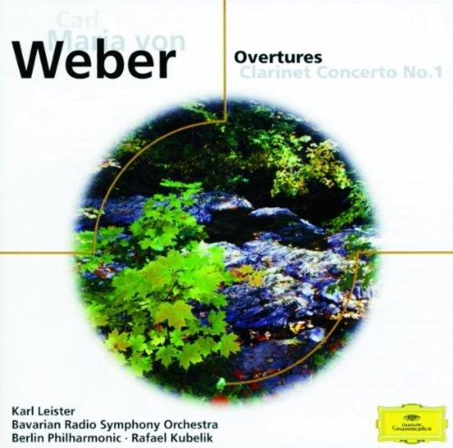 Weber: Clarinet Concerto No.1 ...