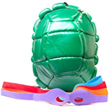 Mochila Teenage Mutant Ninja Turtles Shield (Verde)