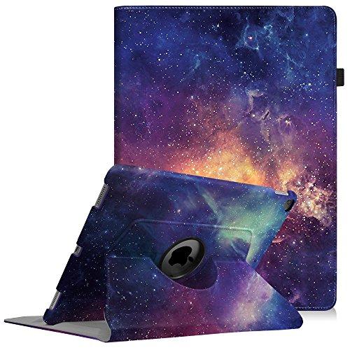 Ipad Stand Case (Fintie iPad Pro 12.9 Hülle - 360 Grad Rotierend Stand Cover Case Schutzhülle Tasche mit Auto Schlaf / Wach Funktion für Apple iPad Pro 12.9 (1st Gen 2015) / iPad Pro 12,9