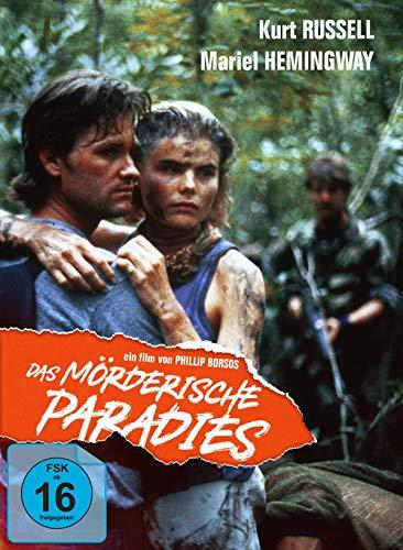 Das mörderische Paradies (Mediabook) (+ DVD) [Blu-ray]