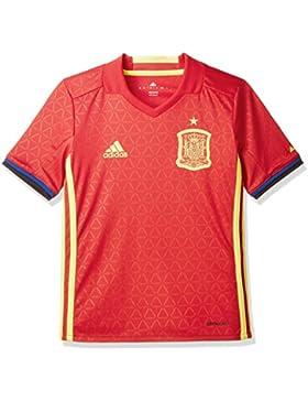 adidas 1ª Equipación Federación Española de Fútbol Euro 2016 - Réplica Oficial niños