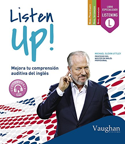 Listen UP! por Michael Slevin Uttley