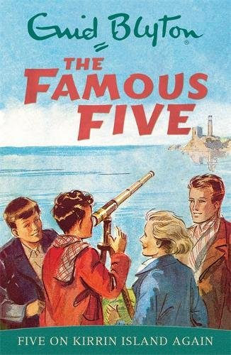 Five On Kirrin Island Again: Classic cover edition: Book 6 (Famous Five) por Enid Blyton