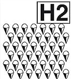 Connex Holzraspel flach Hieb 2, 200 mm, COX966420 - 5