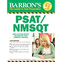 Barron's PSAT/NMSQT, 16th Edition