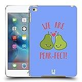 Head Case Designs Birne Herrlich Frucht Ruckseite Hülle für Apple iPad Mini 4