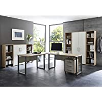 Arbeitszimmer Büromöbel komplett Set OFFICE EDITION (Set 5)
